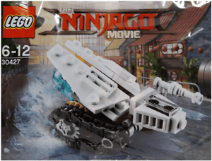Brand New Lego   Ice Tank 2017    The Ninjago Movie   30427     Image is loading Brand New Lego Ice Tank 2017 The Ninjago