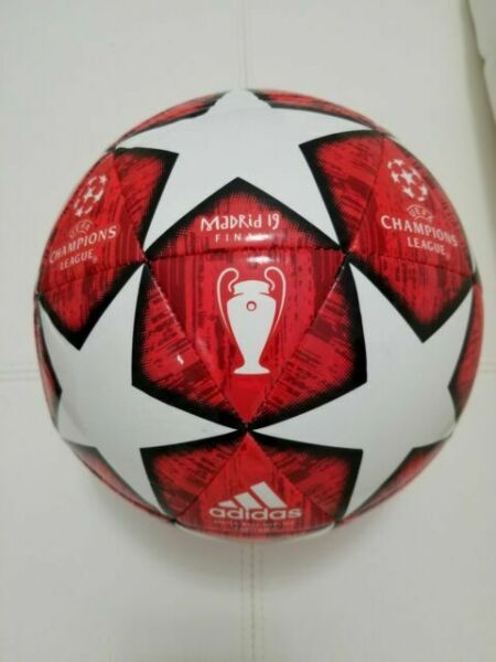 adidas UEFA Champions League 2019 Soccer Match Ball ...