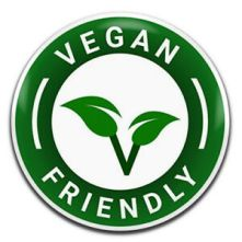 Image result for vegan friendly