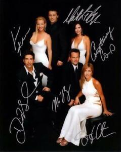 details about reprint friends cast autographed signed 8 x 10 photo poster rp