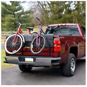 detalles acerca de tailgate pad mountain bike pad crash pad bike rack full size fits 63inch