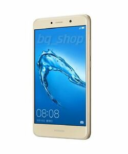 "Huawei Y7-Prime Gold Dual SIM 32GB Octa Core 5.5"" 12MP 3GB RAM Phone By FedEx"
