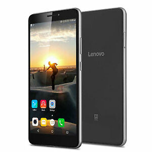 "Lenovo PHAB PB1-750P 6.98"" 2GB RAM 32GB ROM 4G Quad Core 13.0MP Black F01"