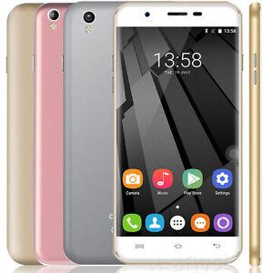 "Oukitel U7 Plus 4G smart phone 5.5"" Android 6.0 Quad Core 2GB+16GB Fingerprint"