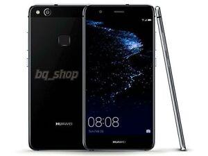 "Huawei P10 lite Black Dual SIM 32GB 5.2"" Octa Core 4GB RAM 12MP Phone By Fedex"