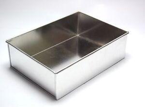 details sur euro tins moule a gateau rectangulaire moule a tarte rectangle cake mold