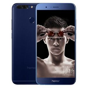 "Huawei Honor V9 64GB 128GB Octa Core Android 7.0 Kirin 960 5.7"" 4G LTE Phone NFC"