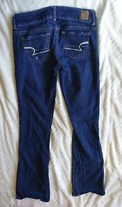 AE American Eagle Jeans Artist Live Your Life Size 2 Regular 32L Women's Stretch