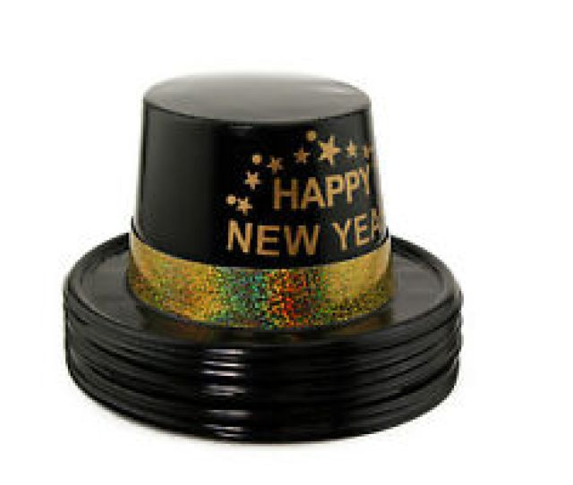 Image Is Loading Pk New Years Eve  Party Hats Party