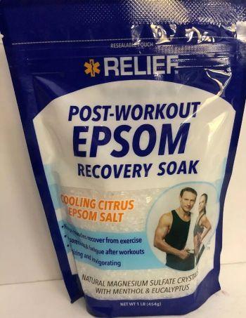 Relief Epsom Salt