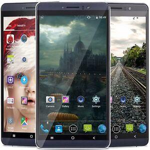 "6"" XGODY Y14 Android Dual SIM Smartphone 8GB Cell Phone 3G/2G Unlocked 5MP qHD"