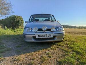 1996 Rover Metro 114 4 door manual