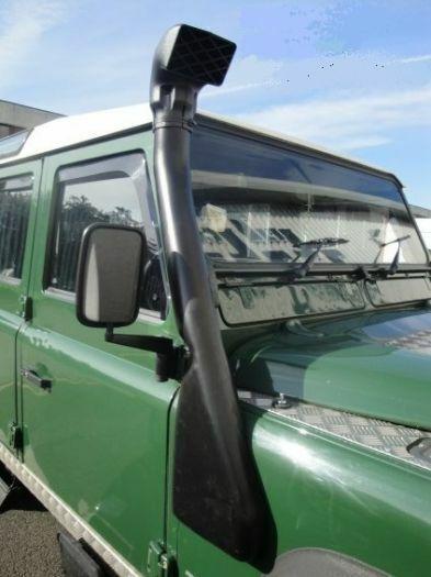 300TDI & TD5 Snorkel for Land Rover Defender - Plastic Raised Air Intake SLRDEF5