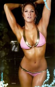 details zu wwe diva kelly kelly poster sexy bikini 1 24 inches by 36 inches