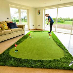 details sur forb tapis de putting professionnel pour entrainement de golf choix de tailles