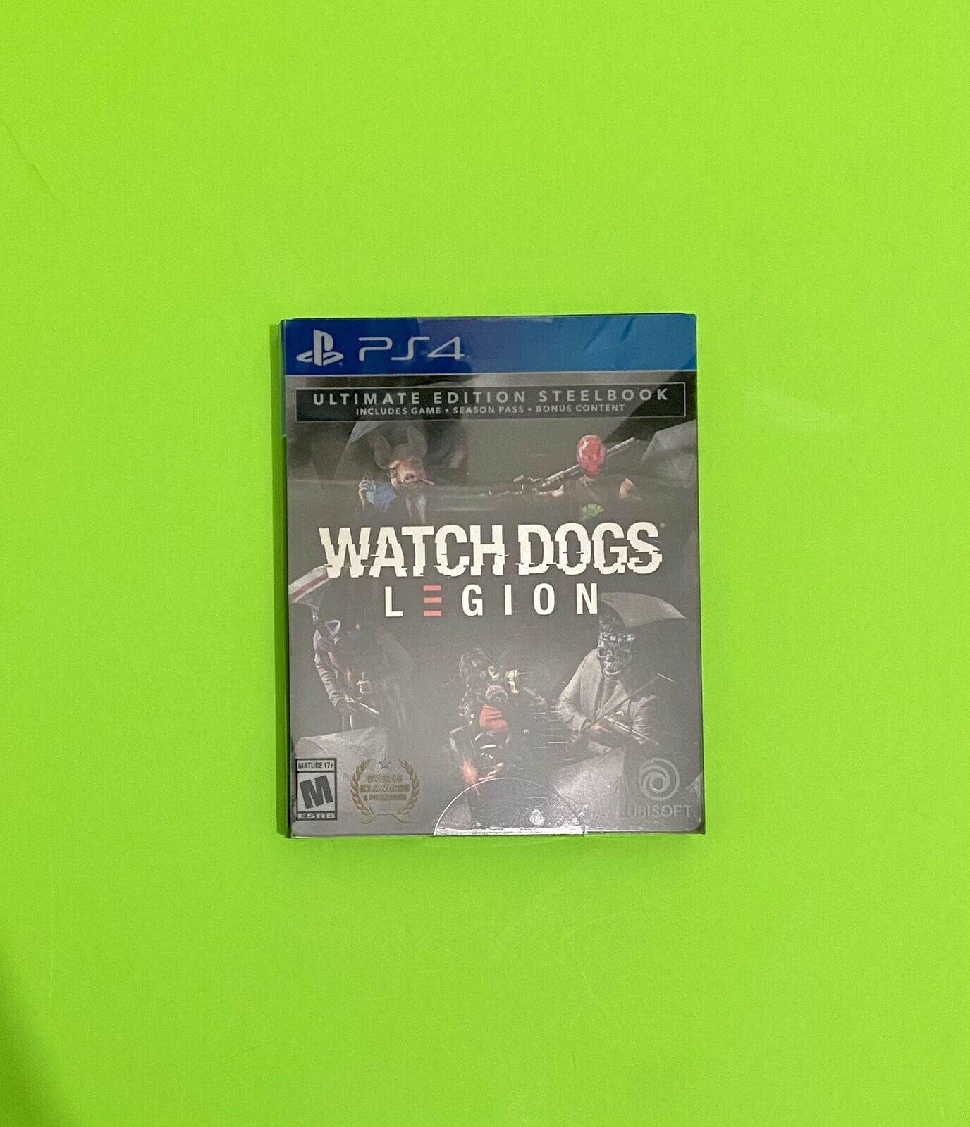 Watch Dogs: Legion Ultimate Steelbook Edition Ubisoft ใหม่เอี่ยม * จัดส่งฟรี * - C'mon » TikTokJa Video Downloader