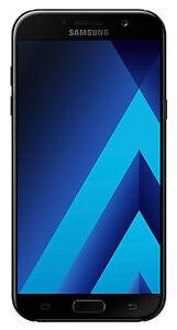 Samsung Galaxy A7 (2017) 32GB Unlocked GSM 4G LTE Octa-Core 16MP Phone - Black