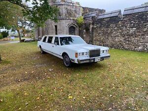 1989 Lincoln Town Car Limousine