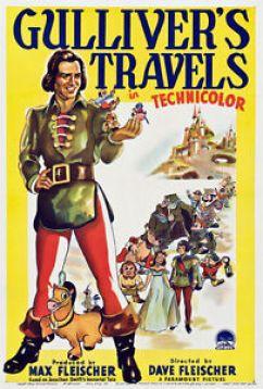Image result for gullivers travels 1939 POSTER