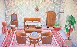 Animal Crossing New Horizons Elegant Rattan Bedroom Set 18 ... on Animal Crossing New Horizons Bedroom Ideas  id=94290