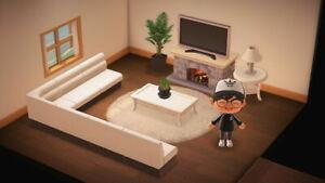 Animal Crossing New Horizons Living Room Furniture Set ... on Animal Crossing New Horizons Living Room  id=53017