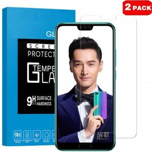 Huawei Honor 9X,20 Pro,8A Pro High Definition Tempered Glass Screen Protector