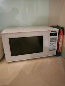 details about panasonic nn st253w 20l compact microwave 800wthis product is not av
