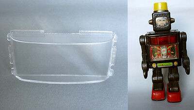 Clear Chest Plate for Horikawa Mr Patrol Robot | eBay