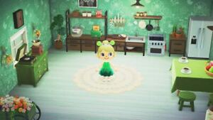 Animal Crossing New Horizons Modern Kitchen Room | eBay on Kitchen Items Animal Crossing  id=50840