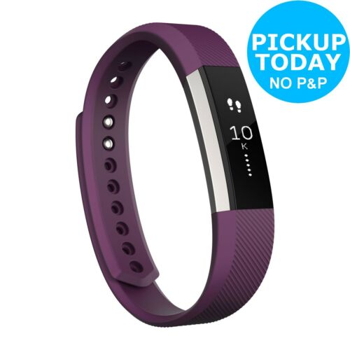 Fitbit-Alta-Activity-and-Sleep-Small-Wristband-Plum-The-Official-Argos-Store