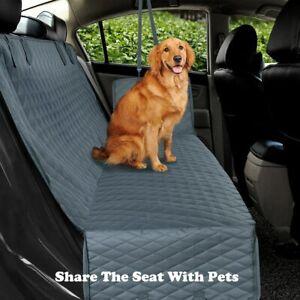 details sur housse siege de voiture pour chien impermeable tapis arriere protection coussin