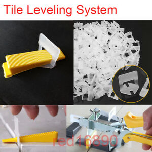 details about wholesale tile leveling system clips wedges pliers floor wall spacer tiling tool
