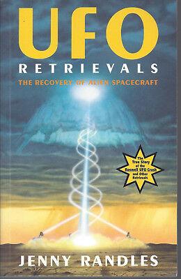 UFO Retrievals SC The Recovery of Alien Spacecraft Jenny ...