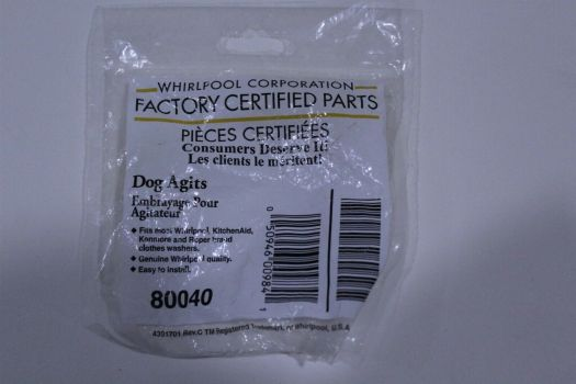 s l1600 - Appliance Repair Parts Washer Agitator Dogs Certified Whirlpool Parts 80040 4 pack