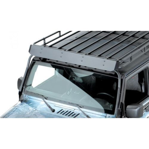 car truck racks garvin industries 29964 roof rack wind deflector for 54 w jeep expedition rack auto parts and vehicles