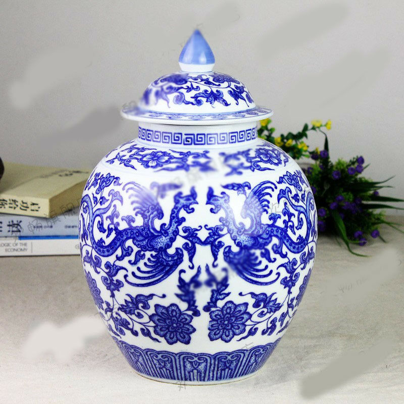 D106 Hand Craft Solid Cloisonne Ceramic Keepsake Cremation Memorial Funeral Urn