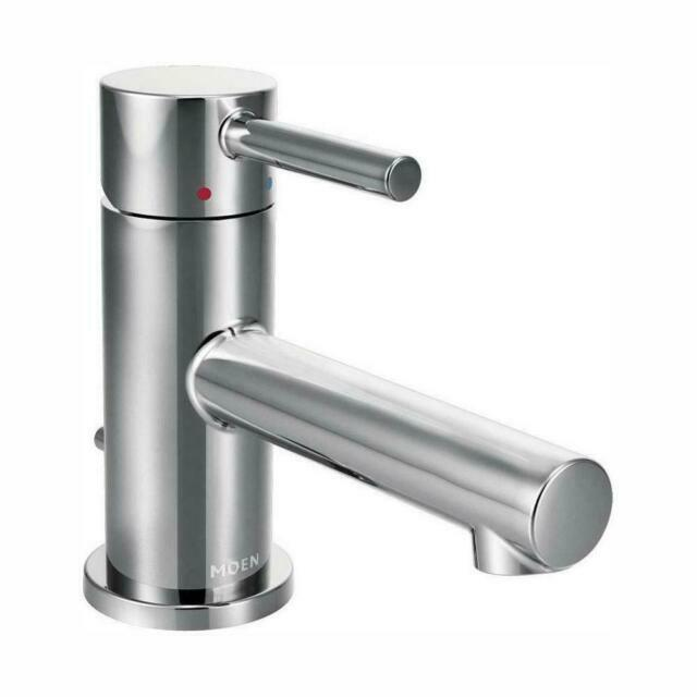 moen align bathroom faucet chrome