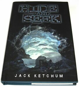Details About Jack Ketchum Hide And Seek Signed Limited Edition Hardback Edward Lee Laymon