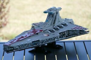 Details About Ucs Lego Venator Class Star Destroyer Instructions Only