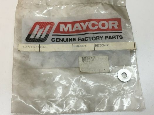 s l1600 - Appliance Repair Parts Maycor Facotry Parts 803367 Washer 174157SHAL, B0807E