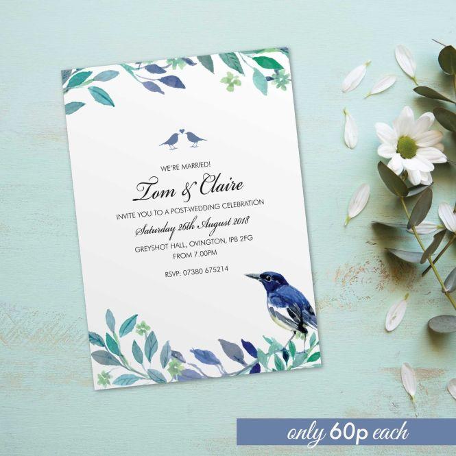 Wedding Celebration Invitations Invites