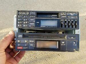 1991 1992 1993 MITSUBISHI 3000GT DODGE STEALTH OEM RADIO