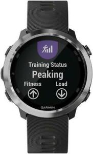 Garmin Forerunner 645 Music Black Band Running Sport Watch 010-01863-20