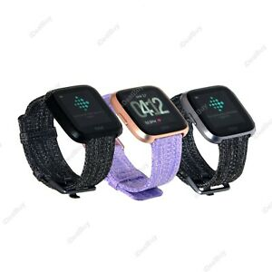 Fitbit FB505 Versa Smart Watch Special Edition Fitness Tracker New Sealed Box