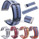 20mm 22mm Universal Quick Install Nylon Watch Band Belt Replacement Sports Strap