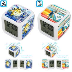 Alarm Digital Clock Glowing Led