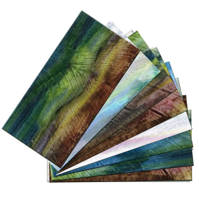 skinnytile 4412 48 pack peel and stick glass wall tile 6 x 3 multicolor