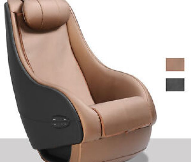 Image Is Loading Oto Full Body Massage Chair Deluxe Pu Curved