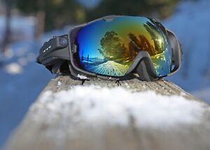 Liquid Image Model 350 - OPS Snowboard Skii Snow Goggle ...