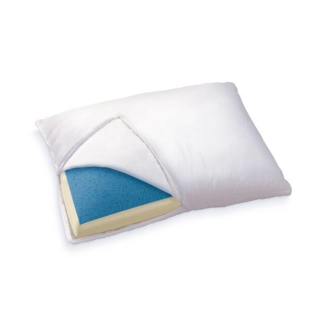 sleep innovations reversible gel memory